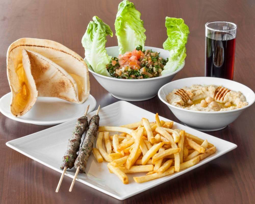 Le Restaurant Les Trésors du Liban - Restaurant Marseille